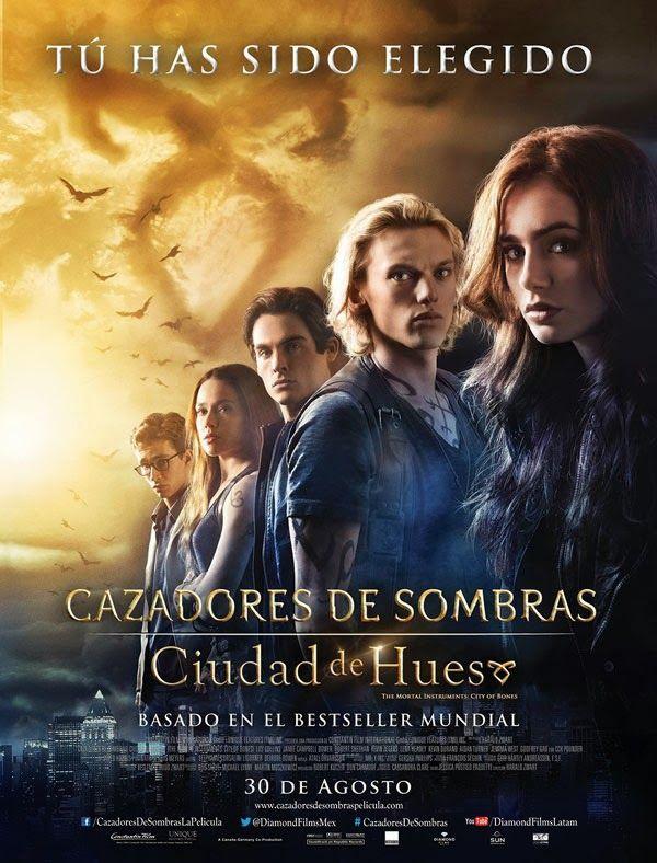 Cazadores De Sombras 2013 720p Hd Latino La Pelicula The Mortal Instruments City Of Bones E To The Bone Movie City Of Bones Mortal Instruments Movie