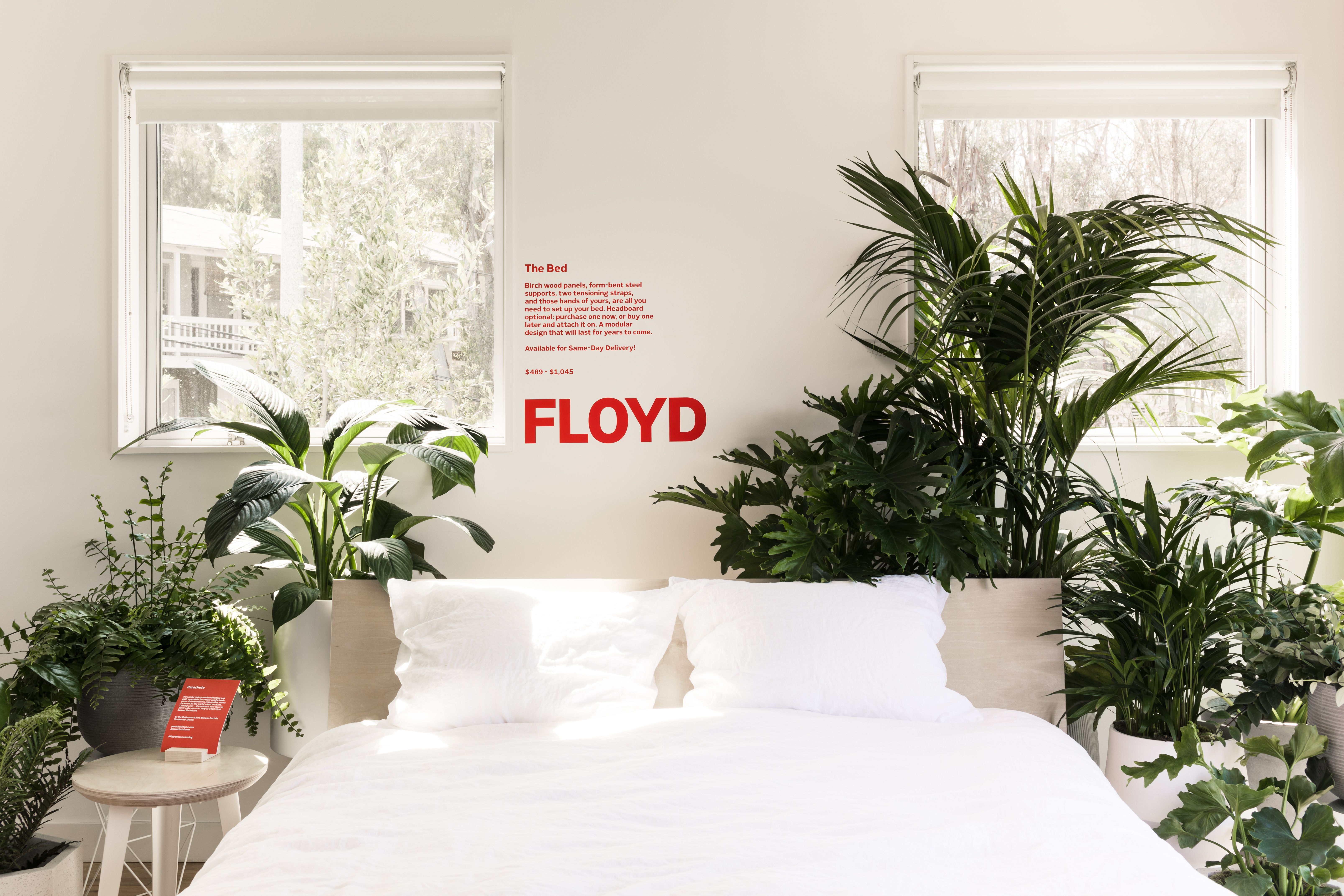 Made in America Furniture Retailer Floyd's Popup Shop Is