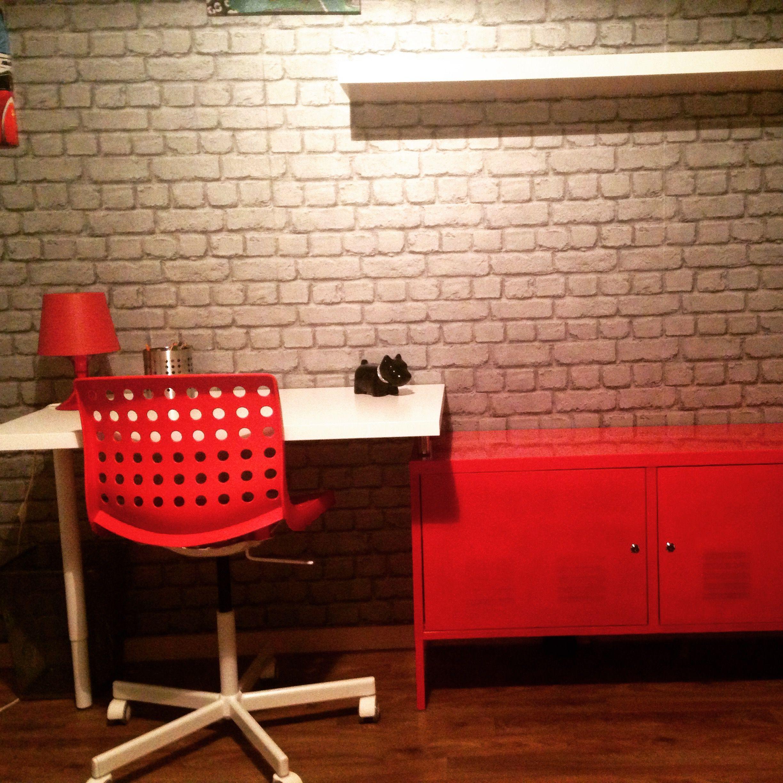 Customisation meuble Ikea en bureau à petit prix