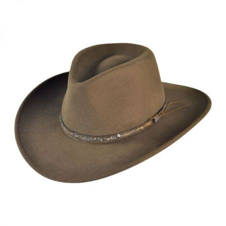 Mountain Sky Crushable Outback Hat in 2018  9354c254580