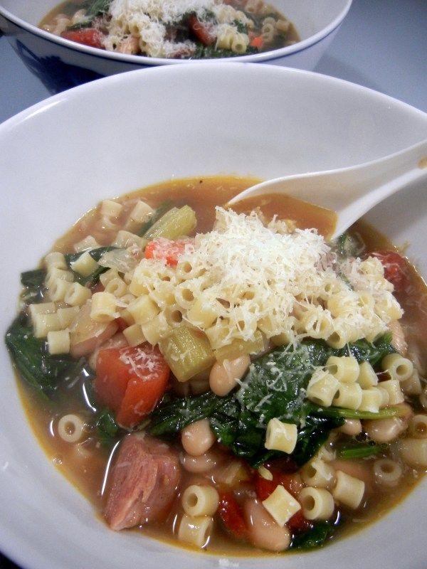 Pork Chop Soup - Mmmmmmmmm!