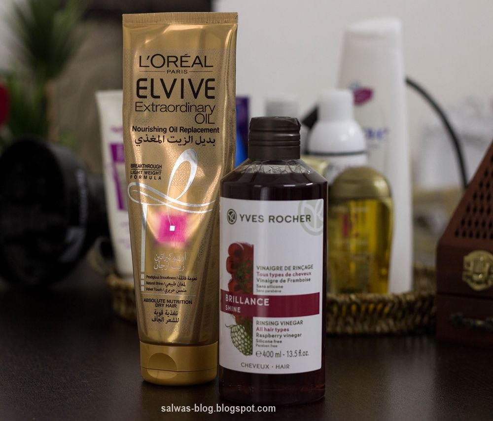 Salwa S Blog جمال شعري كونه على طبيعته كيف أعتني فيه Shampoo Color Shampoo Shampoo Bottle