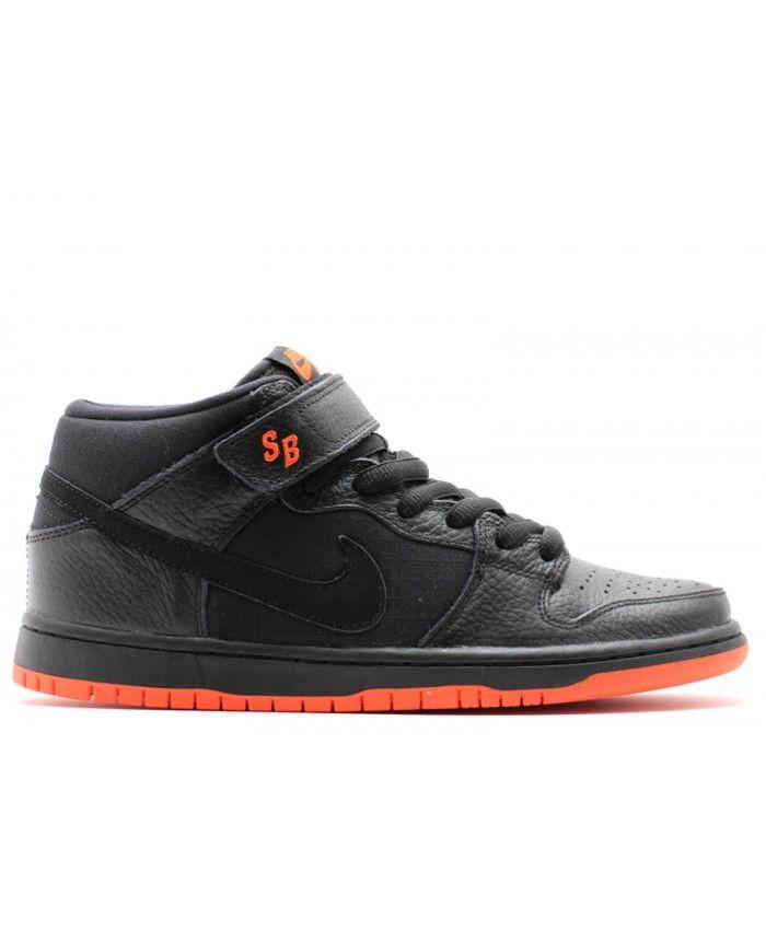 new concept 2ec5b 632c5 Dunk Mid Pro Sb Halloween Black, Black-Team Orange 314383-022