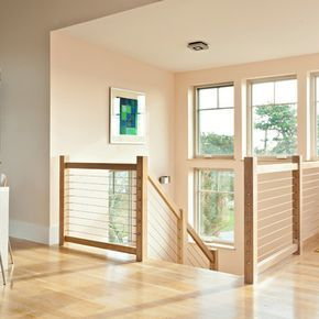 Best Wood And Cable Railing Design Ideas Pictures Remodel And 400 x 300