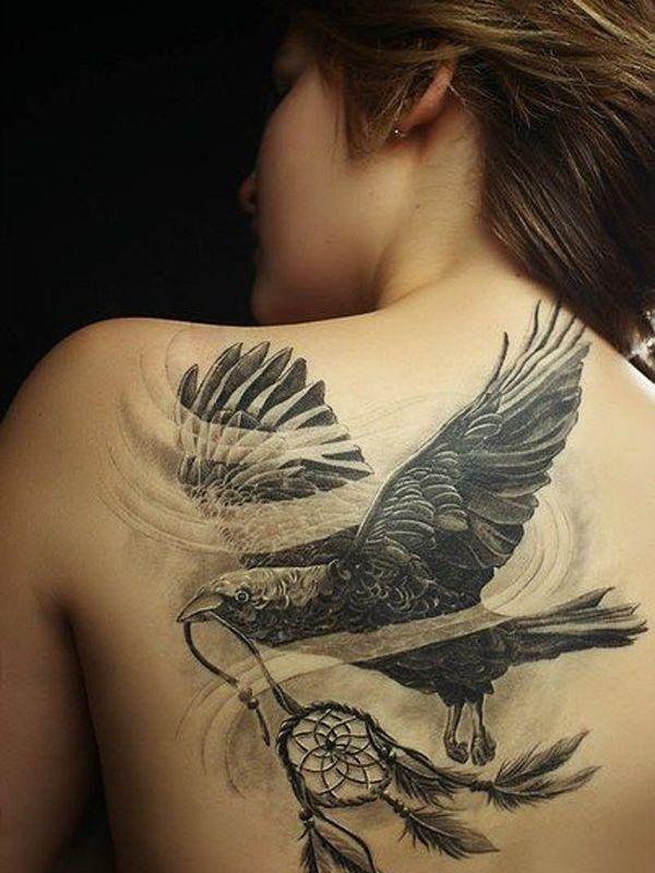 72 unique dreamcatcher tattoos with images. Black Bedroom Furniture Sets. Home Design Ideas