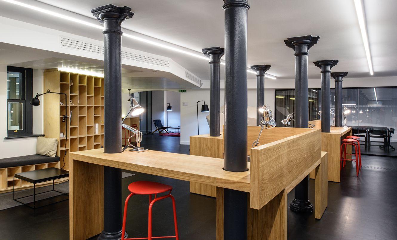 CLUB WORKSPACE PHASE TWO - Studio TILT