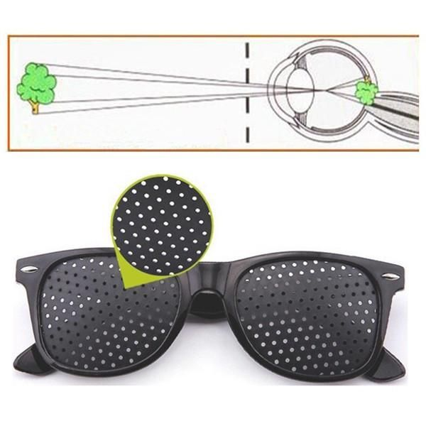 Anti Fatigue Eyesight Vision Improve Pinholes Stenopeic