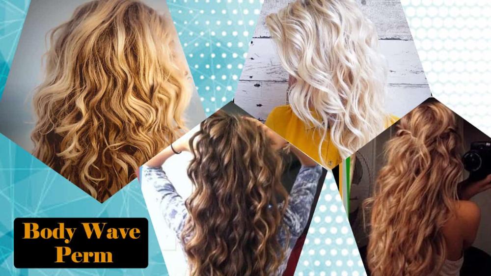 Body Wave Hair Perm Body Wave Perm Hair Waves Wave Perm