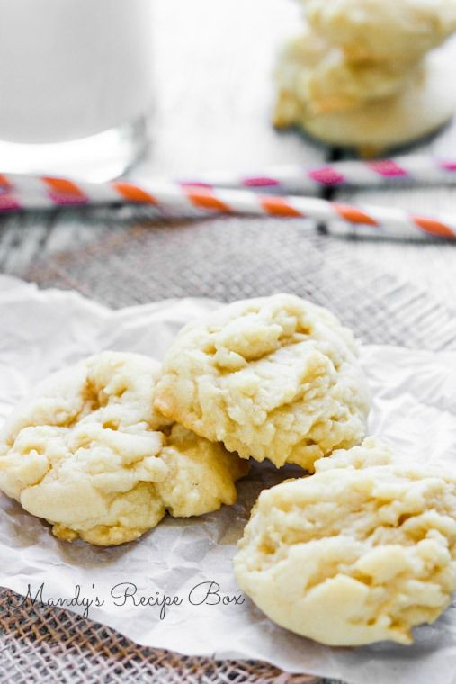 Amish Sugar Cookies | Mandy's Recipe Box