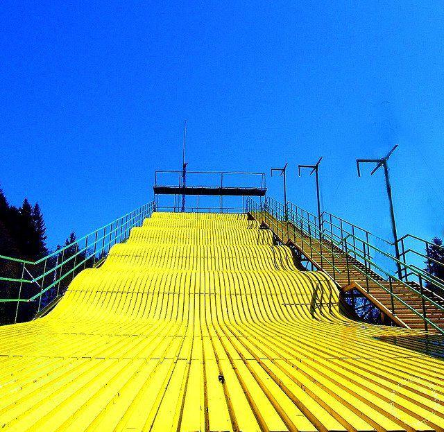 Thrill-Ville USA Was An Amusement Park In Turner, Oregon