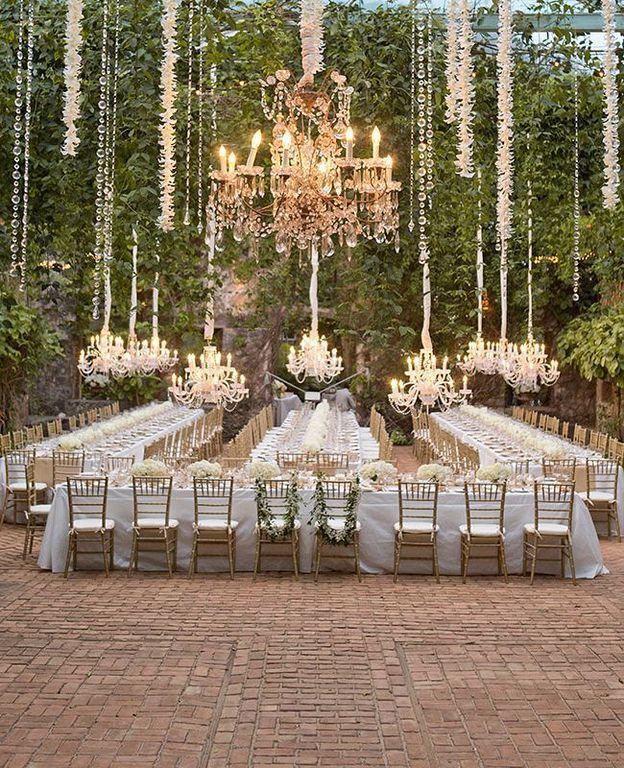 Outdoor Wedding Decoration 30