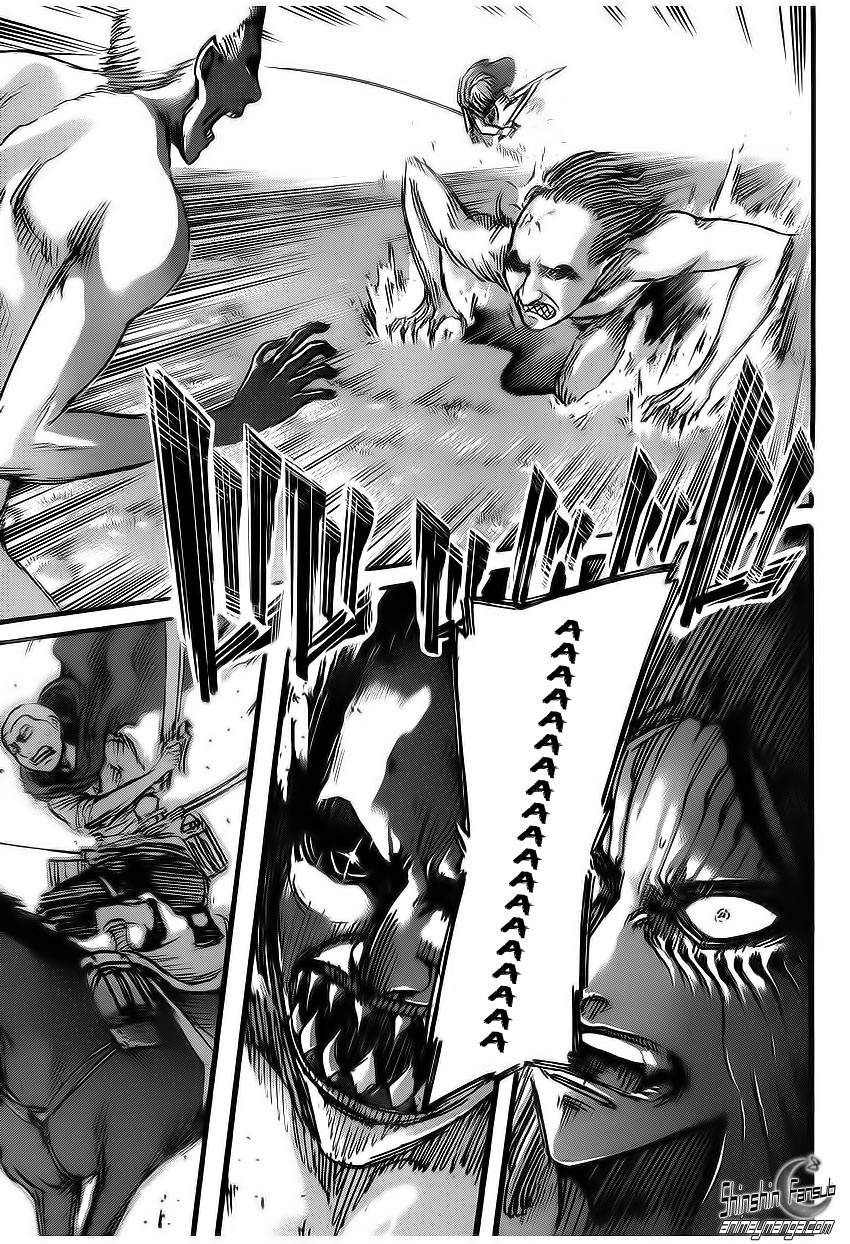 Pin di Arezoo su SnK manga