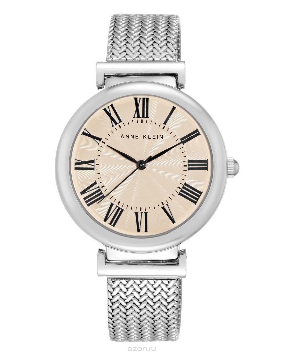 Часы наручные женские Anne Klein, цвет: серебряный. 2135CRSV