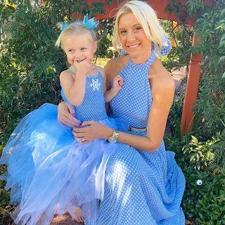 Mayhem Winter Wonderland Tutu Dress in 2020 Flower girl