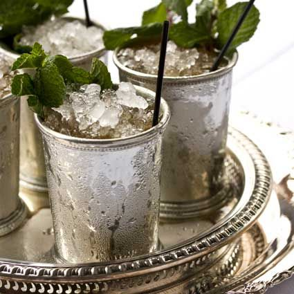 read my post for an easy mint julep recipe. http ... | Best image of easy mint julep recipe collection