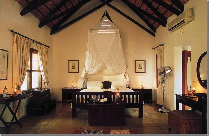 modern safari bedroom decor | ... in the Bedroom | Devine Decorating ...