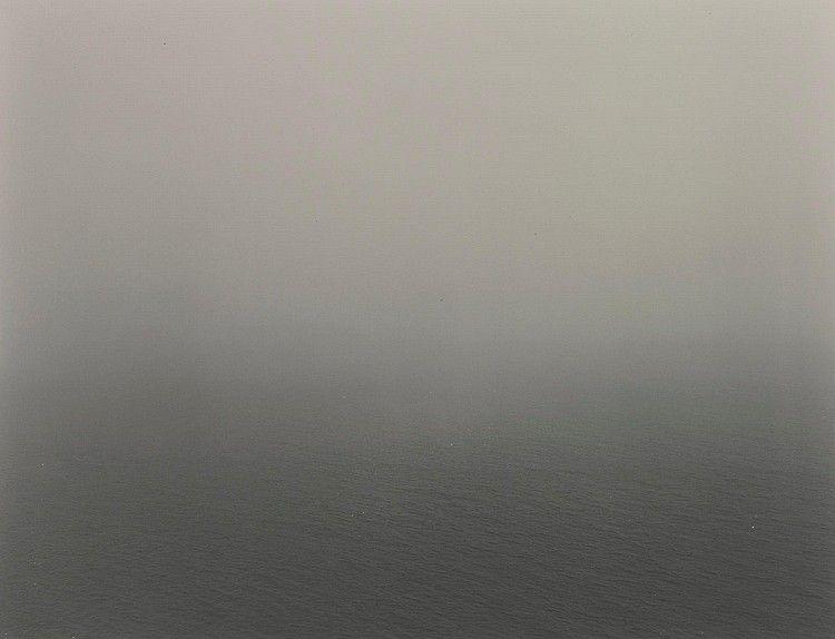 HIROSHI SUGIMOTO | 'North Pacific Ocean, Mt. Tamalpais'