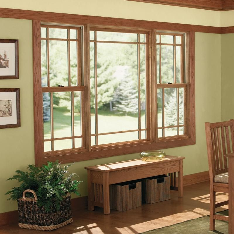 Integrity Wood Ultrex Double Hung Windows Bring The Warmth