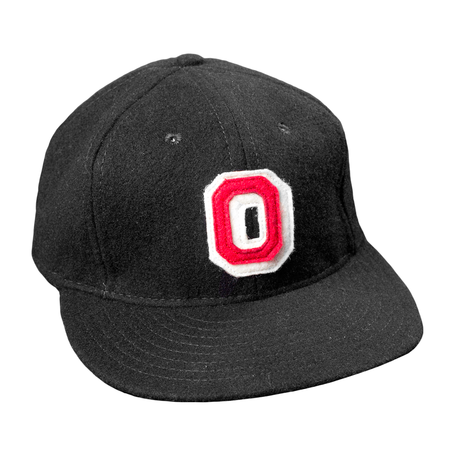 72f63bf0e12 HOMAGE Woody Hayes Ohio State Wool Coaches Block O Hat -  40.00 ...