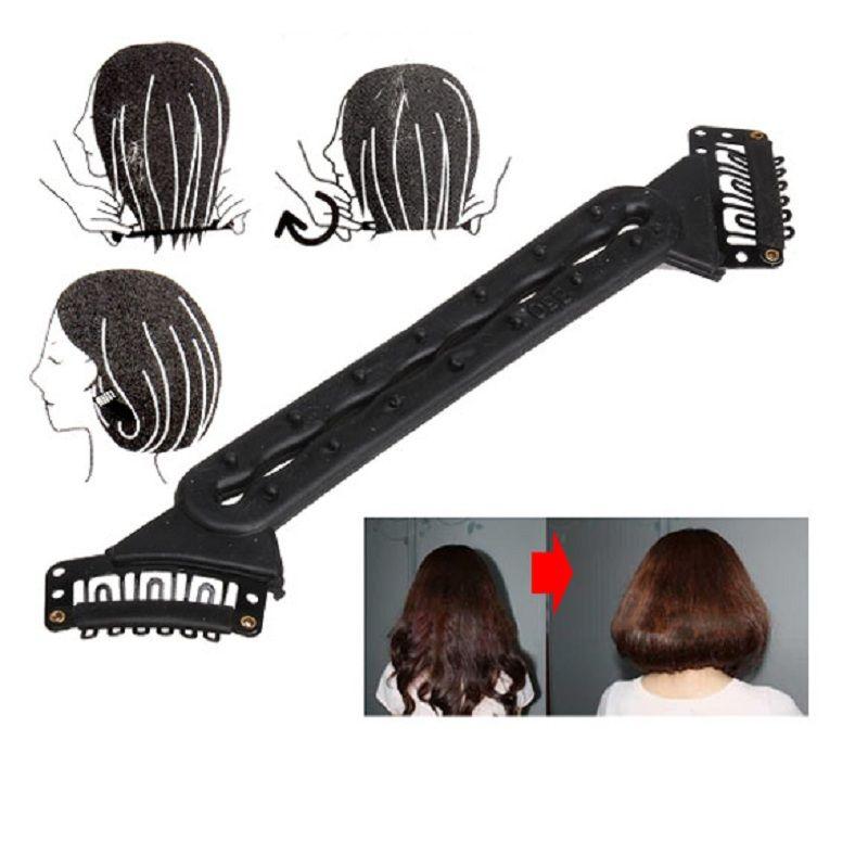 1pc Diy Hair Styling Tool Fluffy Hair Hair Tools Fashion Long To Shorter Hair Design Best Price Hair Tools Fluffy Hair Long Hair Styles