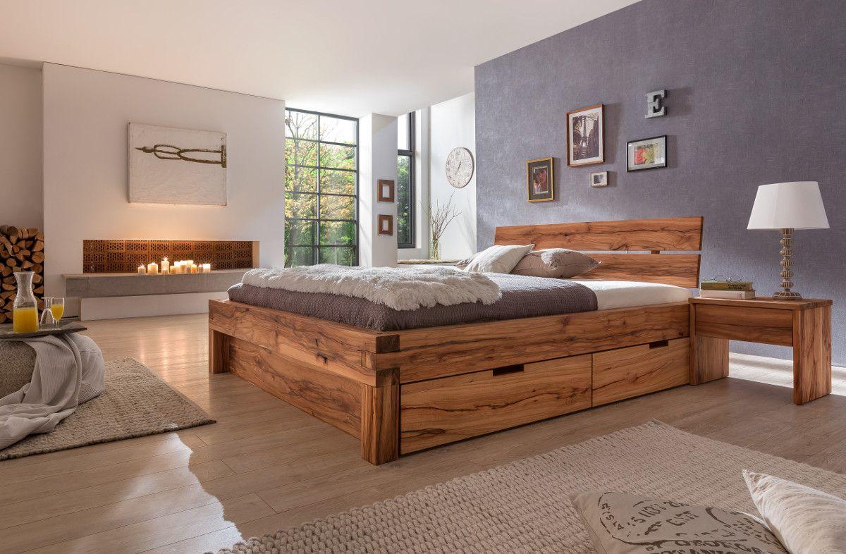 Schlafzimmer buche ~ Schwebebett salomon schlafzimmer