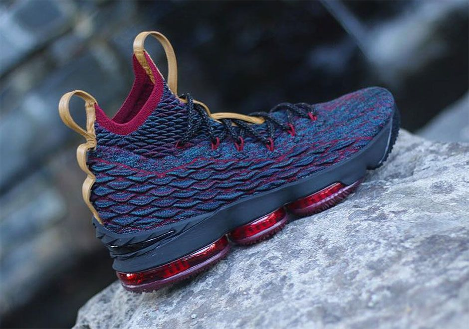 lebron 15 new colorways