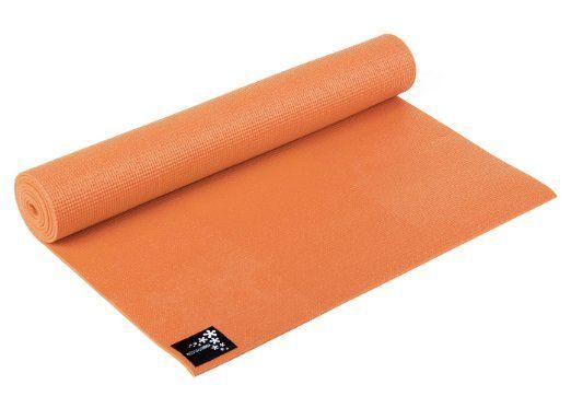 Yogistar Basic Materassino da Yoga, Arancione (Mango