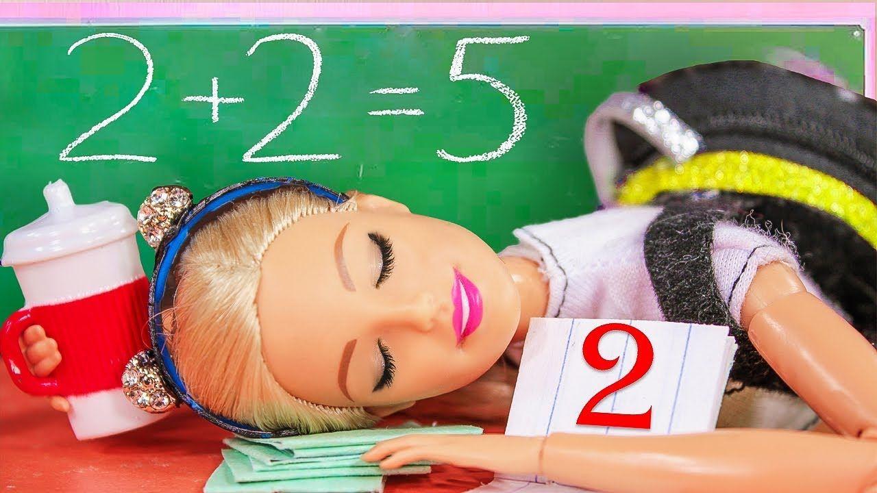 ДВОЕЧНИЦА ПО ОШИБКЕ!! Мультики куклы Барби, Подруги Буги ...