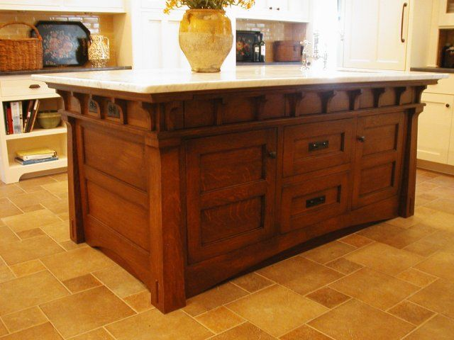 Charming Image Result For Arts And Crafts Kitchen Island Islands