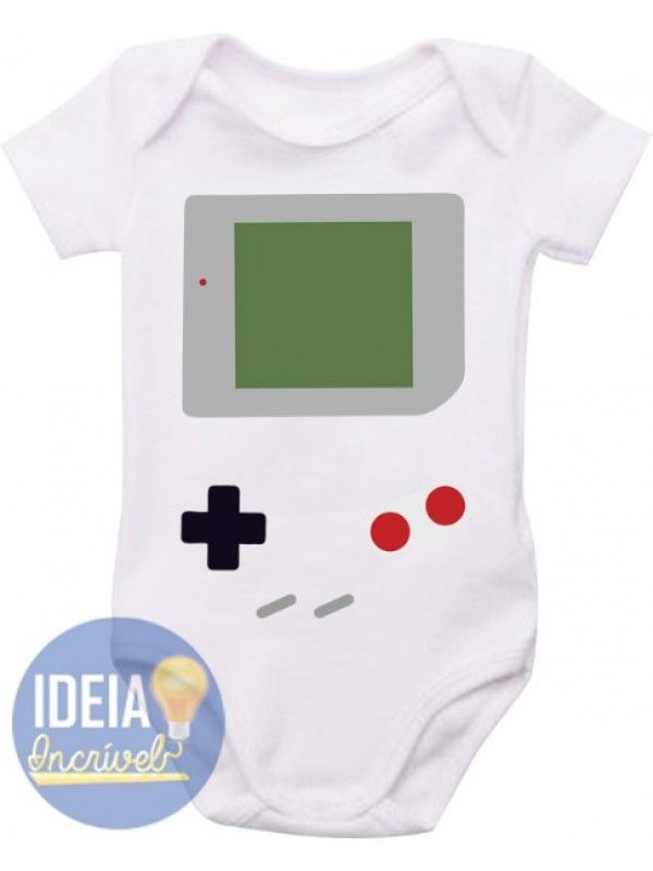 25732abec9 Body Infantil - Game Boy