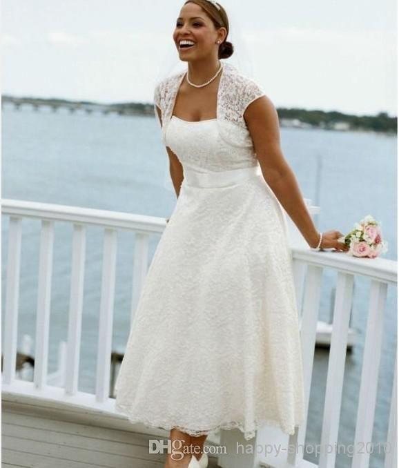 Wholesale A-Line Wedding Dresses - Buy 2014 Beach Wedding Dresses ...