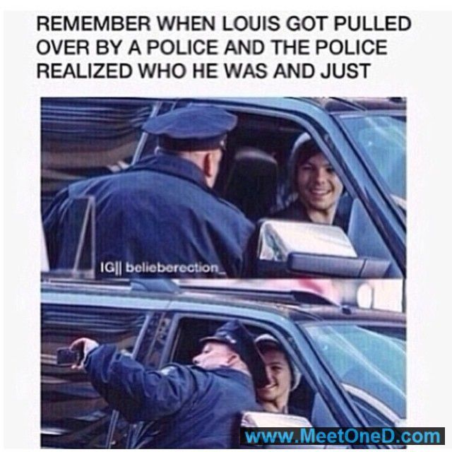 That's Lou for ya>> Laughed so hard at this, I'm getting weird looks from my brother...XD