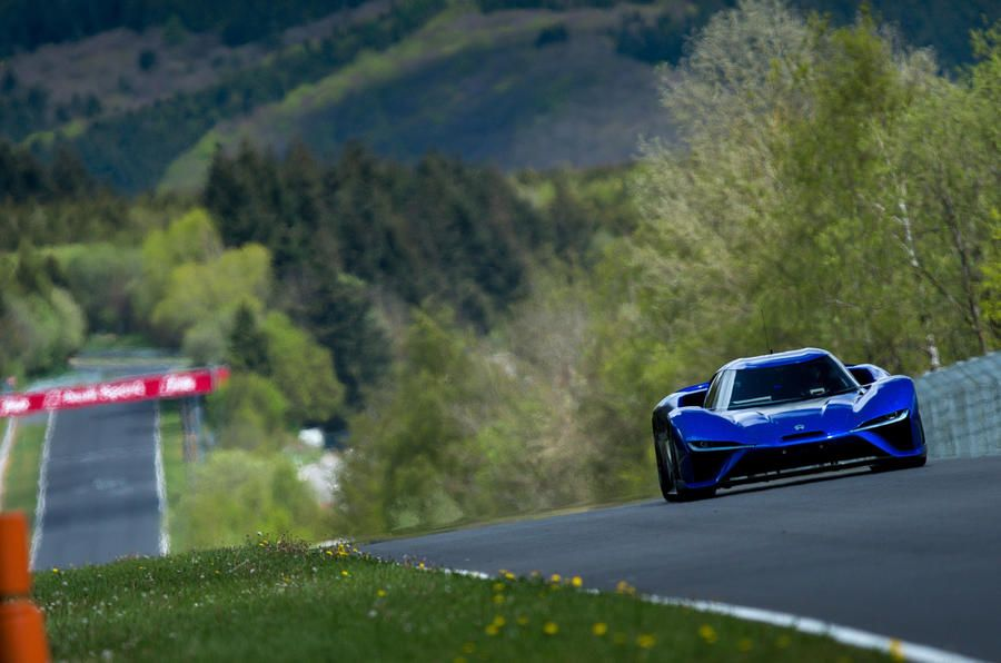 Nio Ep9 Lap Time 6 45 90 The Fastest Ever Nurburgring Lap Times