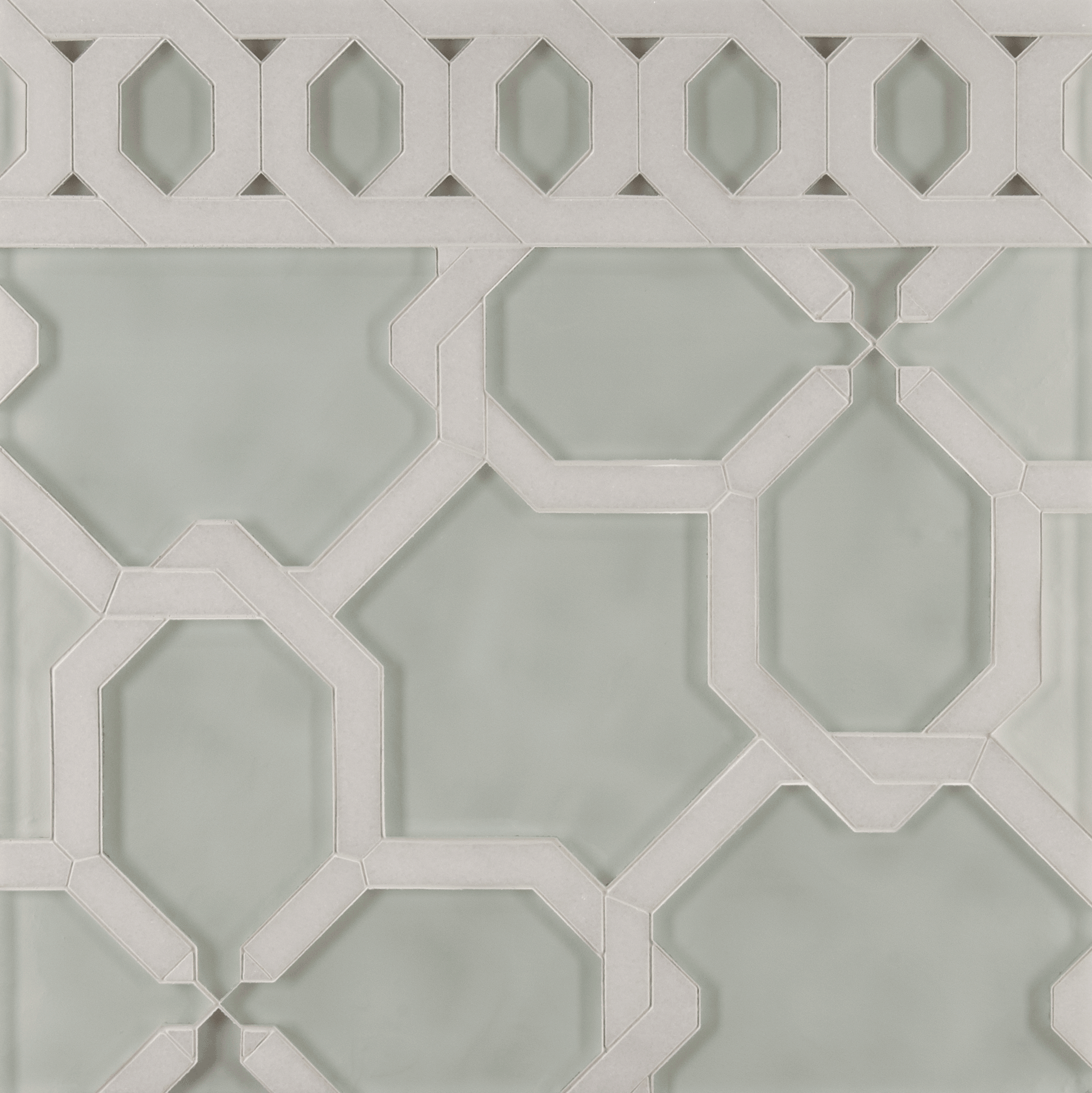 Ann Sacks Mosaic Bathroom Tile: ANN SACKS Liberty Renwick Petite Mosaic In Diamond White
