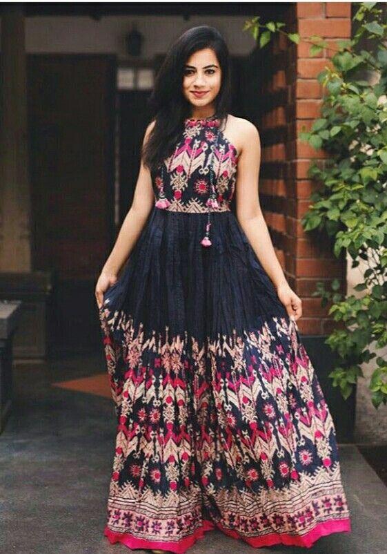 5d082026b2 Beautiful long kurthi | Suits | Dresses, Indian designer wear, Fashion
