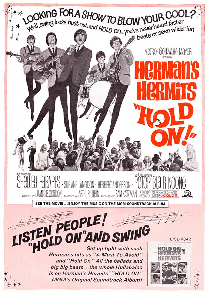 HERMANS HERMITS BLAZE RECONSIDERED (2017): Going out to
