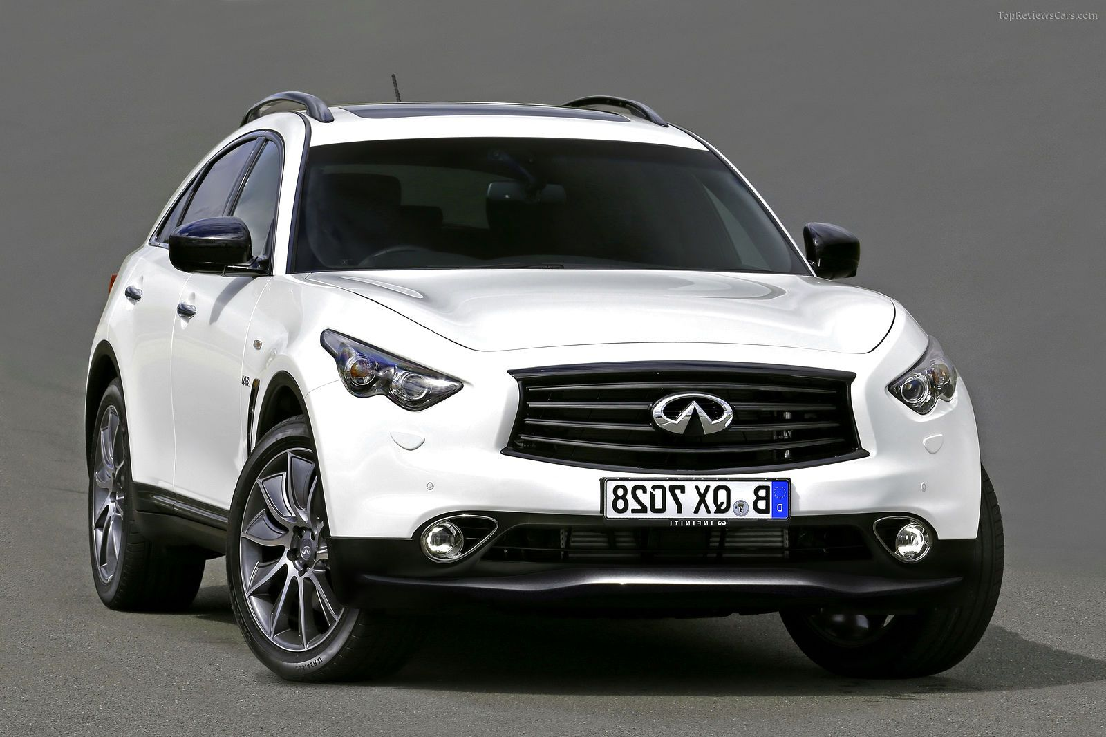 2017 Infiniti QX70 Limited Reviews, Price, Spec,Sale And