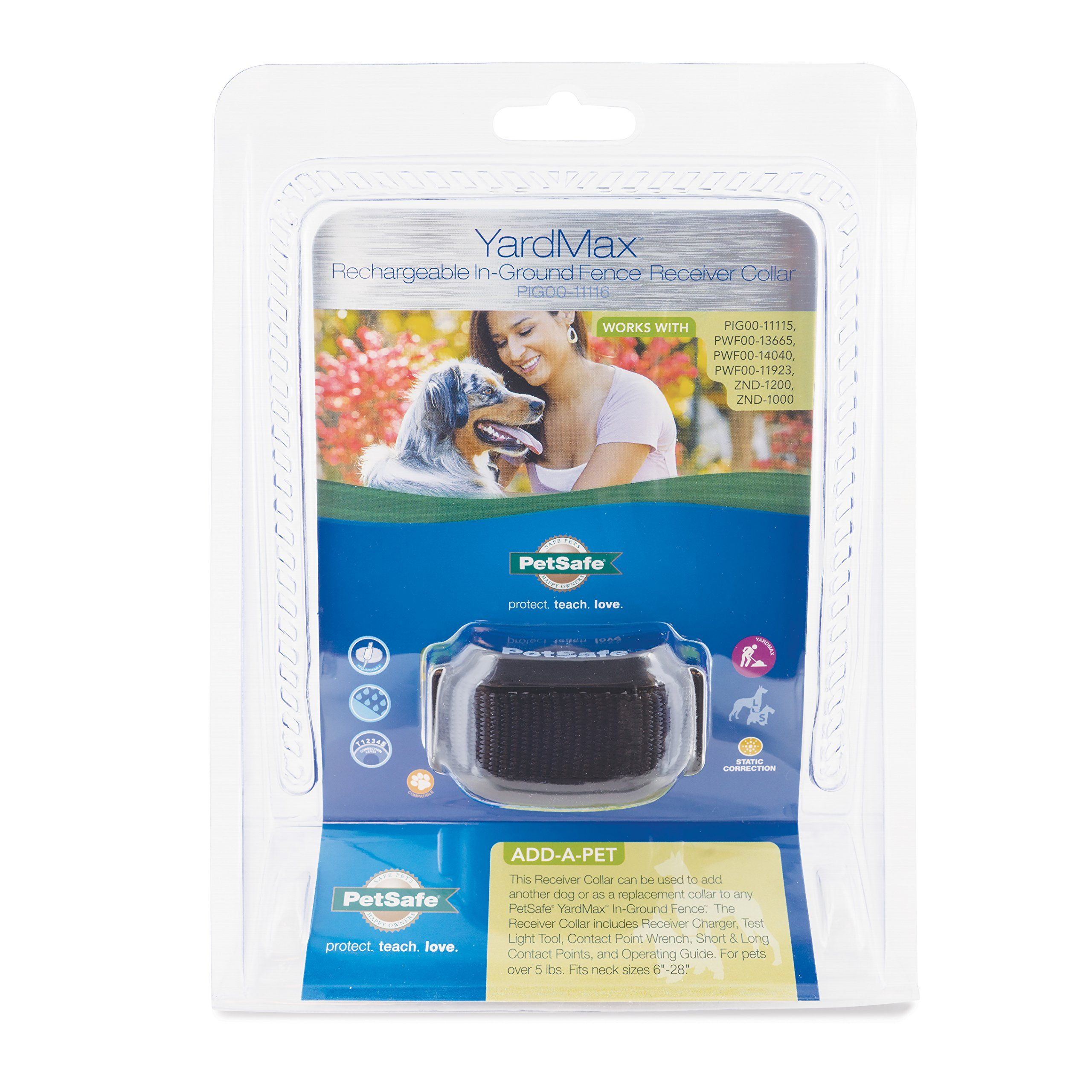 PetSafe YardMax Rechargeable InGround Fence Receiver