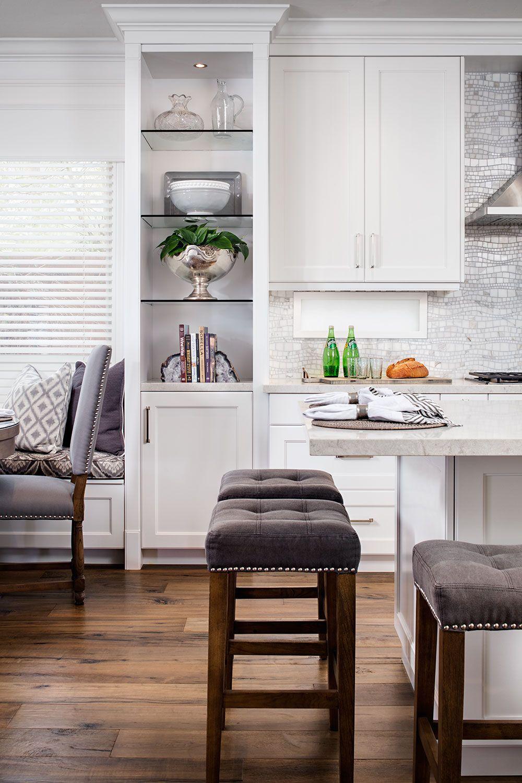Sea Knoll Court - Kitchen | Kitchens by TLS | Pinterest | Design firms