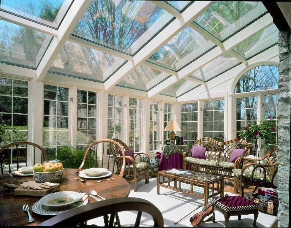 21 Awesome Sunroom Design Ideas - tipps pflege pflanzen wintergarten