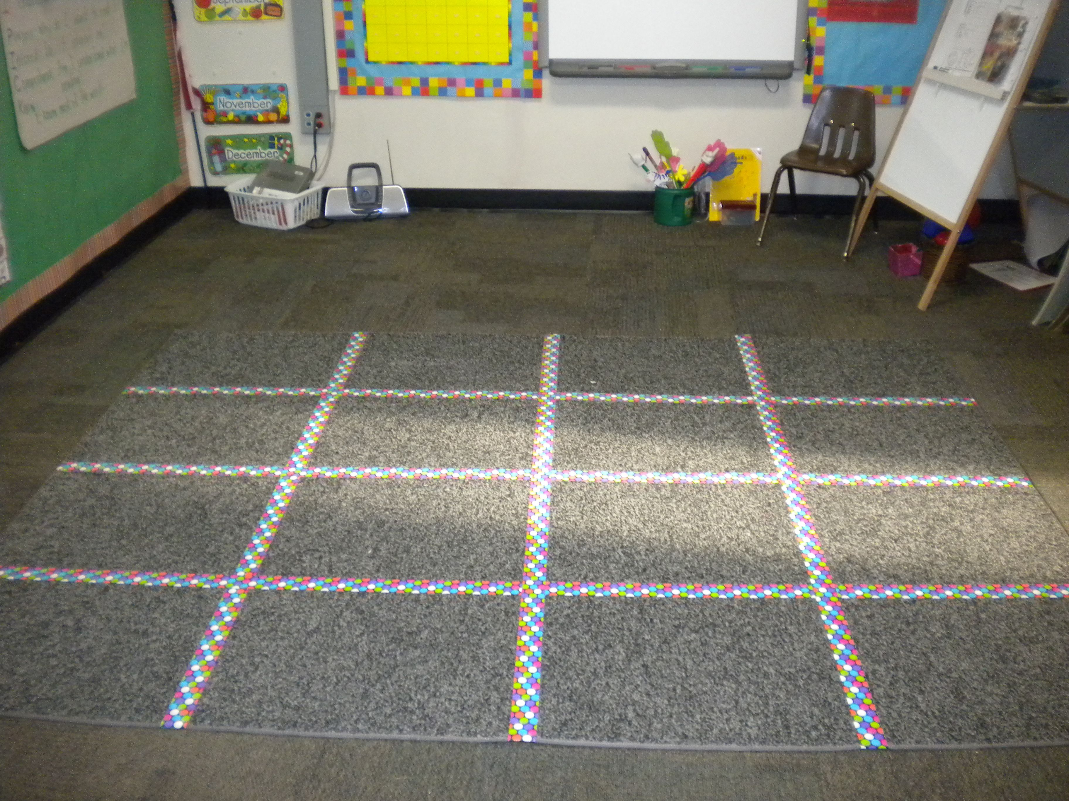 Circle Time Carpet Don T Have Money To Purchase A Big