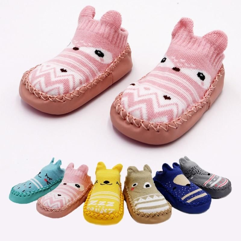 Cute eyes girl boy socks Soft Cotton big eye sock Baby newborn Toddler anti slip