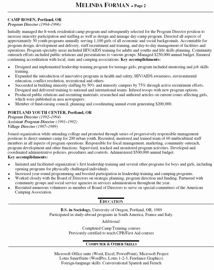 Independent consultant resume example beautiful cv career