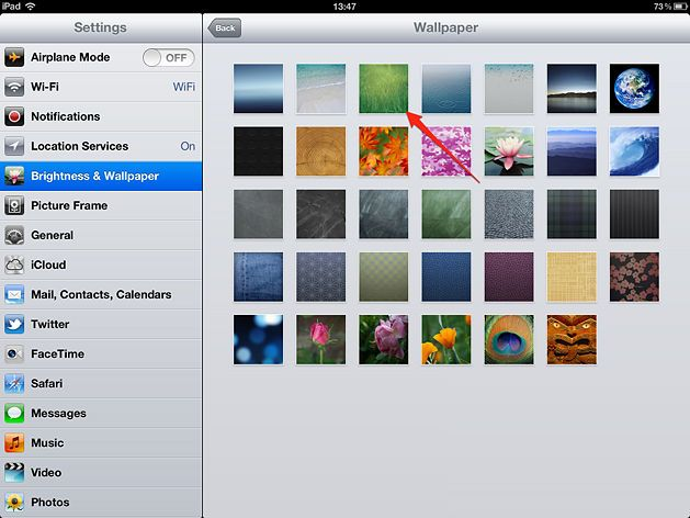 How To Change The Wallpaper On Your Ipad Macworld Uk Wallpaper Back Wallpaper Ipad Apps