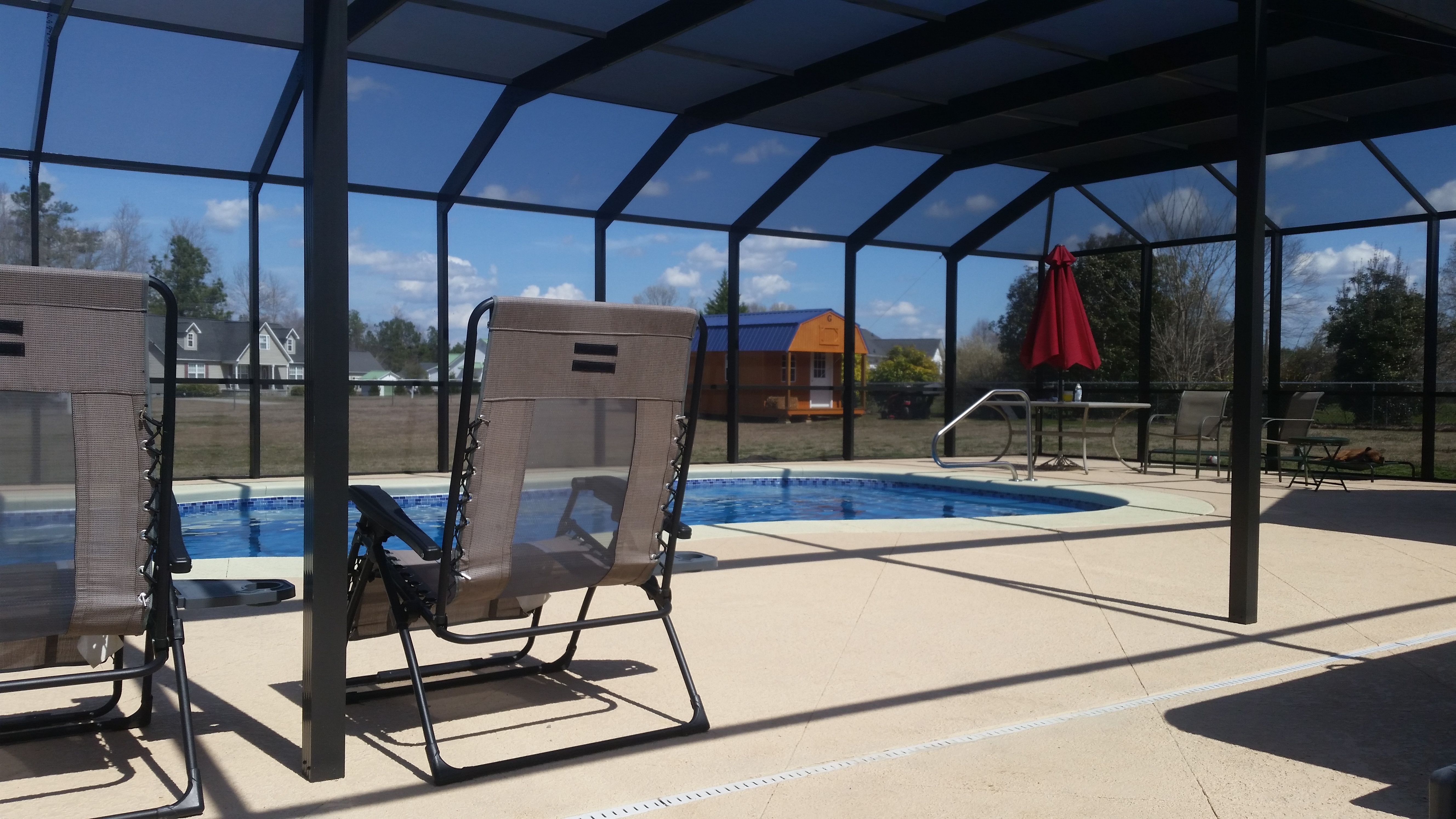 Sunroom Enclosures In Myrtle Beach Sc Beautiful Pools Pool Enclosures Myrtle Beach