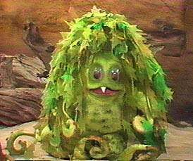 What Says 1980s Tv Like Sigmond The Sea Monster Shello