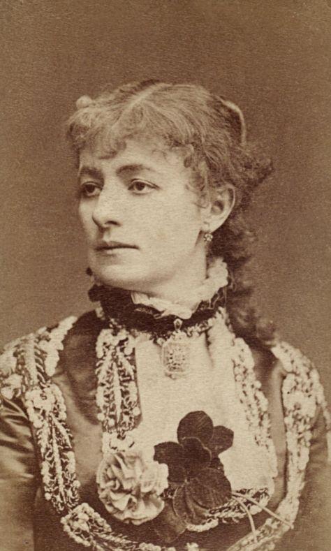 #Helena_Modrzejewska (Helena Jadwiga Misel) - (1840 – 1909 ...