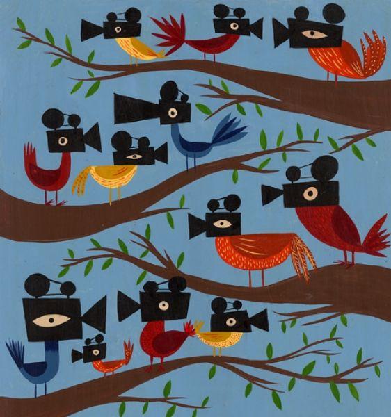 Charley Harper Illustration   Illustration #2   Pinterest ...