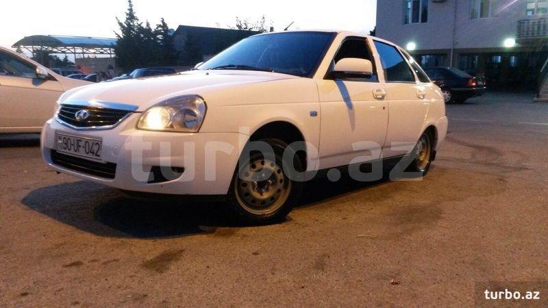 Vaz Priora Səkillər Turbo Vehicles Car