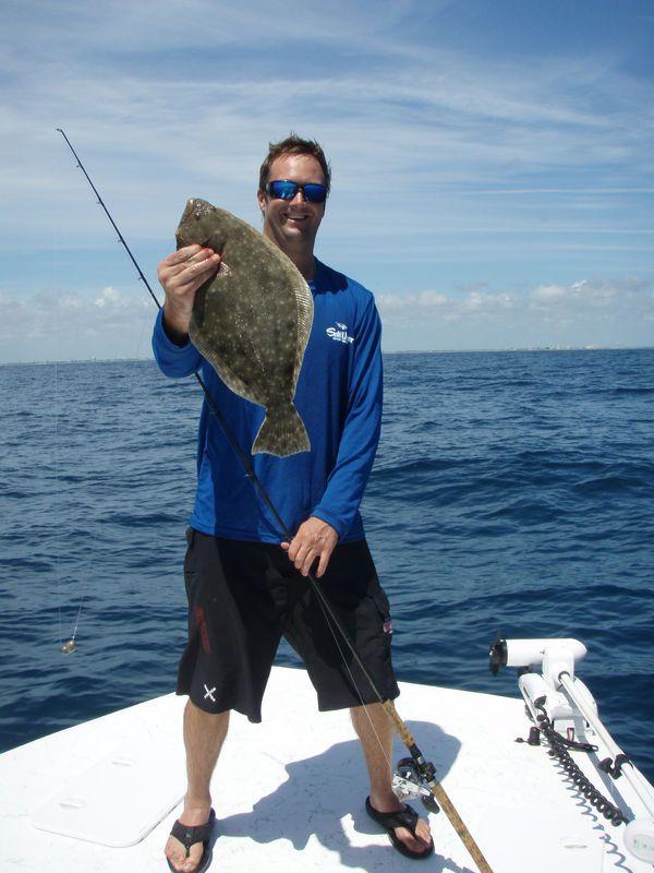 Locating Flounder Flounder Fishing Fish Fishing Tips